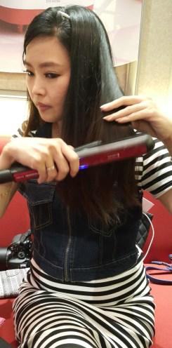 Straightener