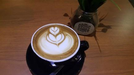Caffe Latte - RM9.90