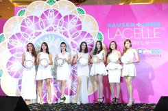 Bausch and Lomb Lacelle Jewel models
