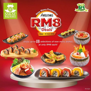 Awesome RM8 Deals