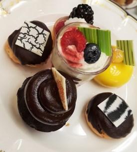 Desserts at Newens - Starhill Gallery
