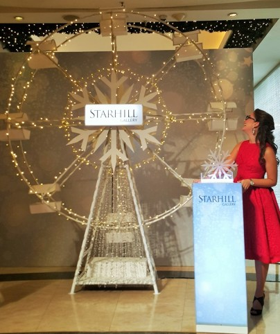 Igniting Starhill Gallery Charity Drive - Carly Paoli