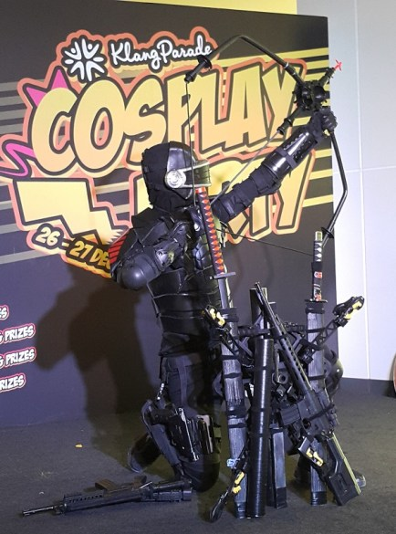 Cosplay Performance - KP