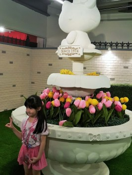 Hello KItty Memory Garden - HKGA