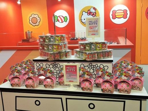 Hello Kitty Sticky Sweets -HKGA