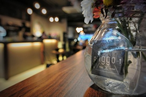 Iggo Cafe Counter Top