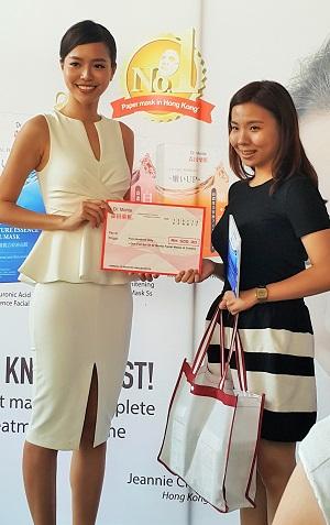 Instagram winner walked away with RM500 cash
