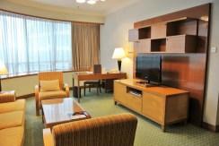 Living Room , Family Suite - Pullman KLCC
