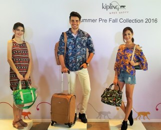 Kipling Summer Pre-Fall Collection 8