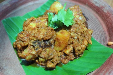 Pork Ribs Curry