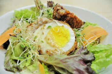 Scotch Eggs Salad – RM15