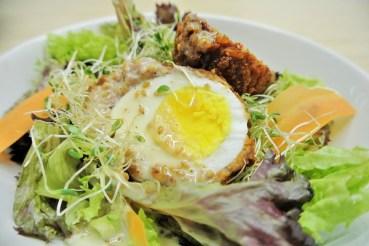 Scotch Eggs Salad – RM15