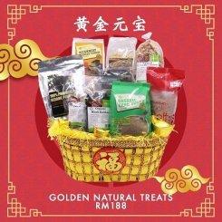 Golden Natural Treats - RM188