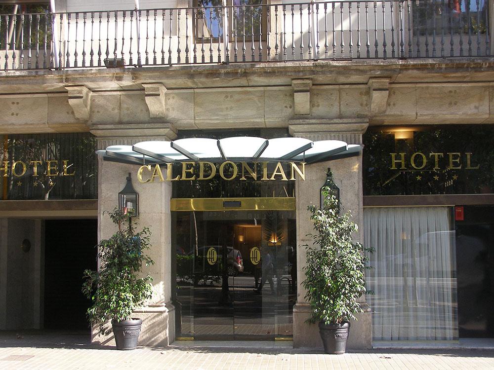 Barcelona Hotel: The Caledonian