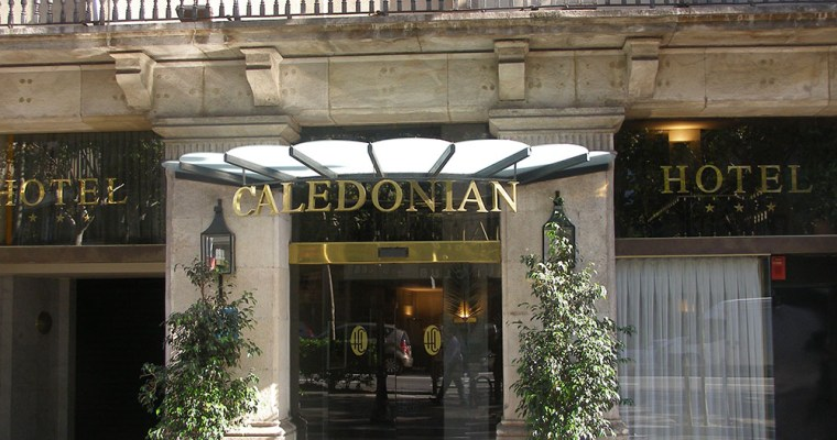 Barcelona Hotel: The Caledonian
