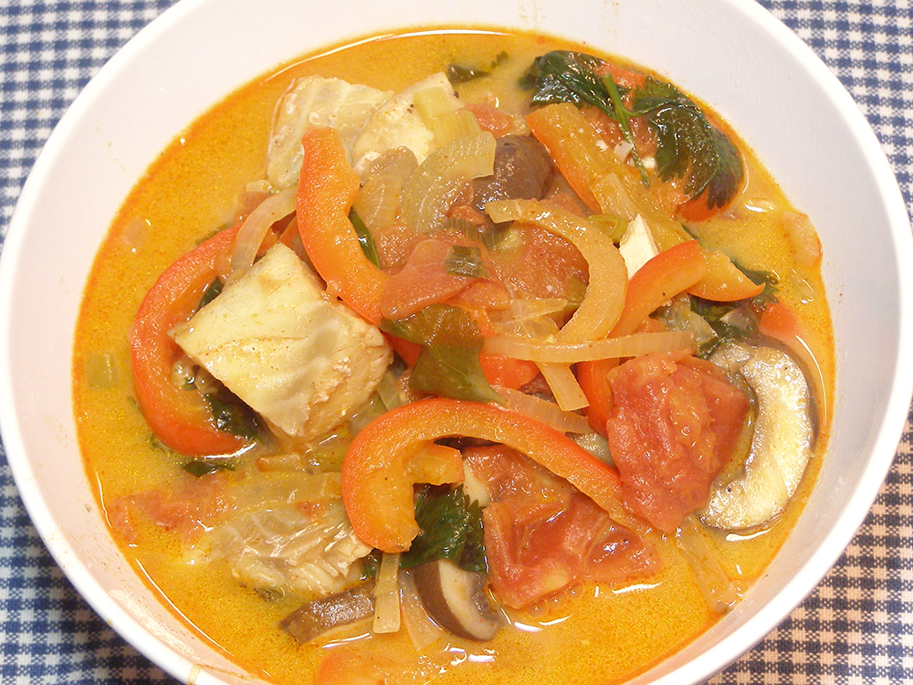 Moqueca – Brazilian Fish Stew Recipe