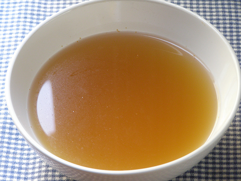 Homemade Vegetable Broth Recipe