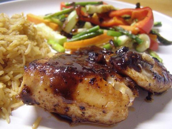 Golden Tilapia recipe