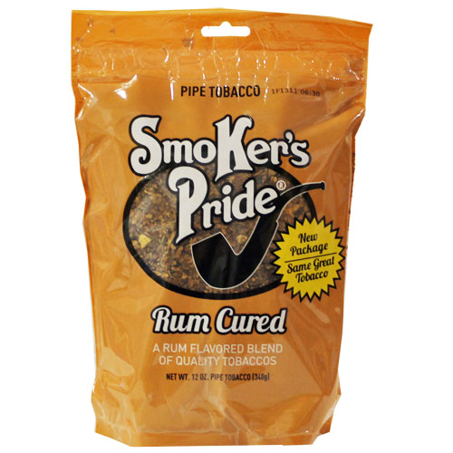 Smokers Pride Pipe Tobacco : National Cigar Presents