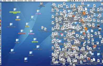 Desktop Crowding