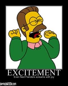 Excitement