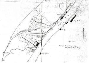 Rolvsøy kommune hadde sine planer om sidespor fra Lisleby, men planene ble til en drøm.
