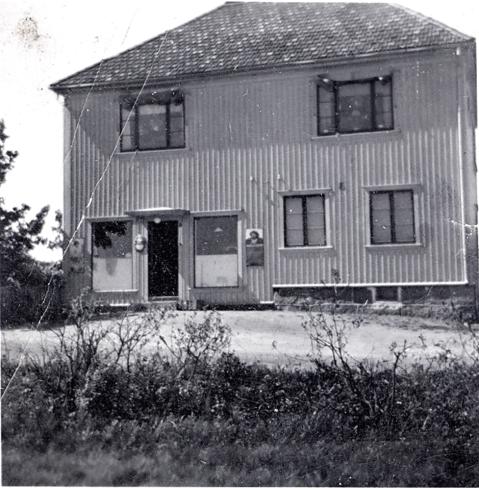 Karl Stockmans landhandel, Kirkeveien