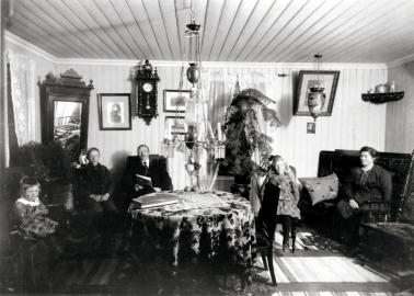 Marius Martinsens Kjøpmannsstue, Rekustad