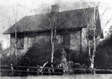 Teglverkskontor Brenner Karl Karlsens bolig