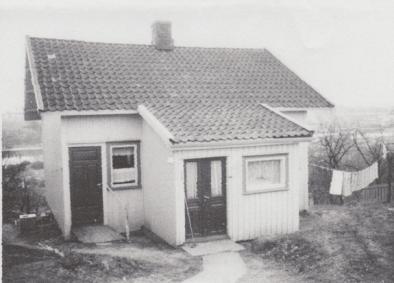 Saksegårdsveien. Karl Olsen.