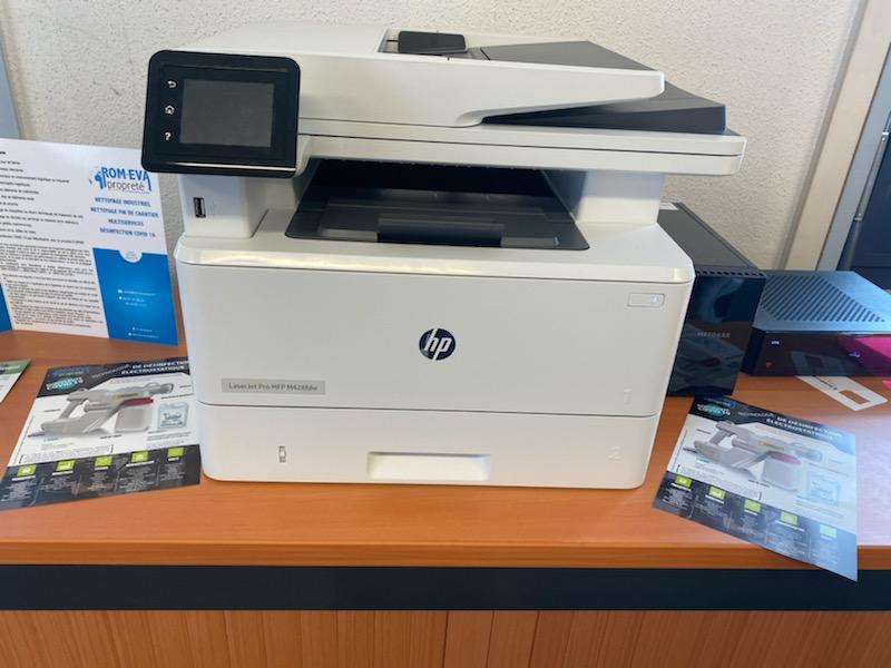 imprimante ROM-EVA