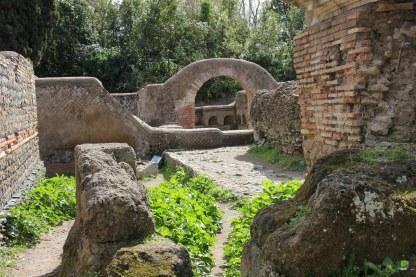 Ausgrabungen in Ostia Antica