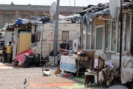 La Capitale avrà un nuovo campo rom nella zona di Roma Nord
