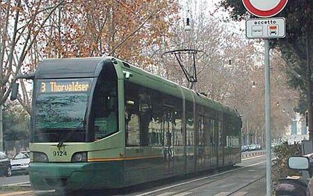 Roma il tram 3 torna a trastevere roma notizie - Finestra su trastevere ...