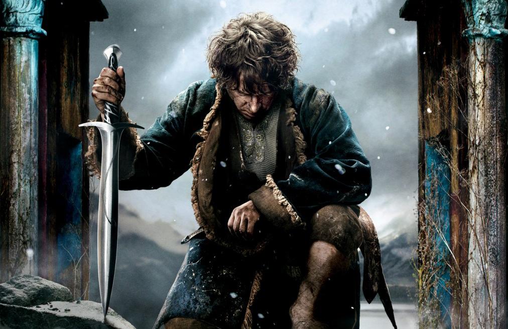 Risultato immagine per lo hobbit la battaglia delle cinque armate