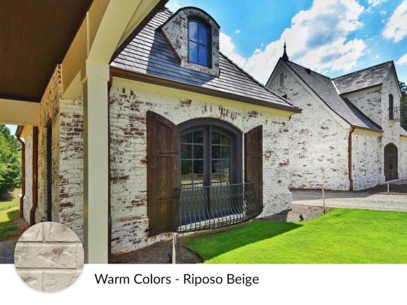 How to choose a limewash paint color for your home romabio for What color roof should i get for my house