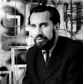 Herbert Zangs, 1956
