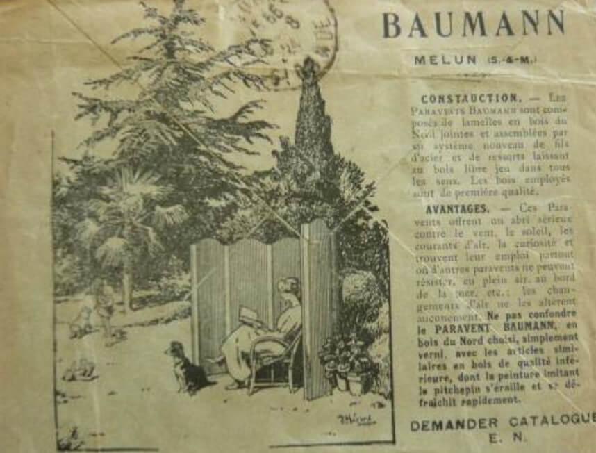 Paravant Baumann