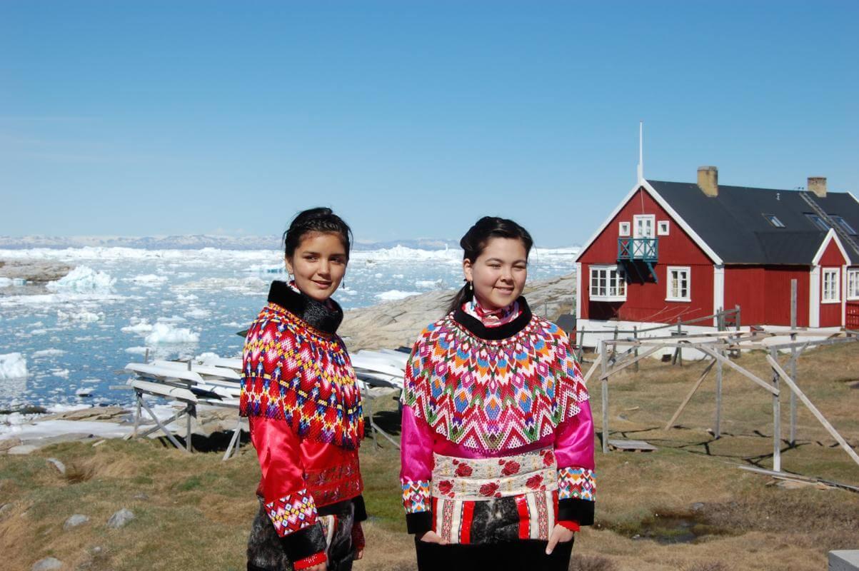Eskimo Frauen