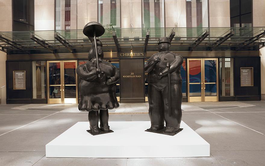 Christie's New York