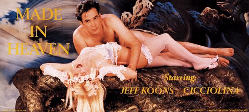 Jeff Koons und Cicciolina