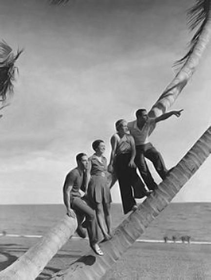Niki-de-Gintsburg-i-Fulko-di-Verdura-Palm-Bich-Florida-SSHA-1935-god.