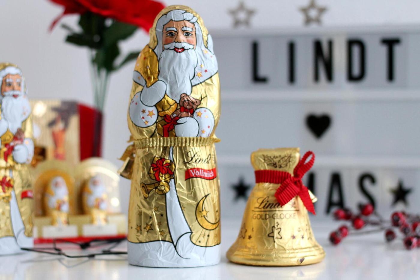 Weihnachtsmann Lindt