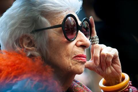 Iris Apfel Sunglasses