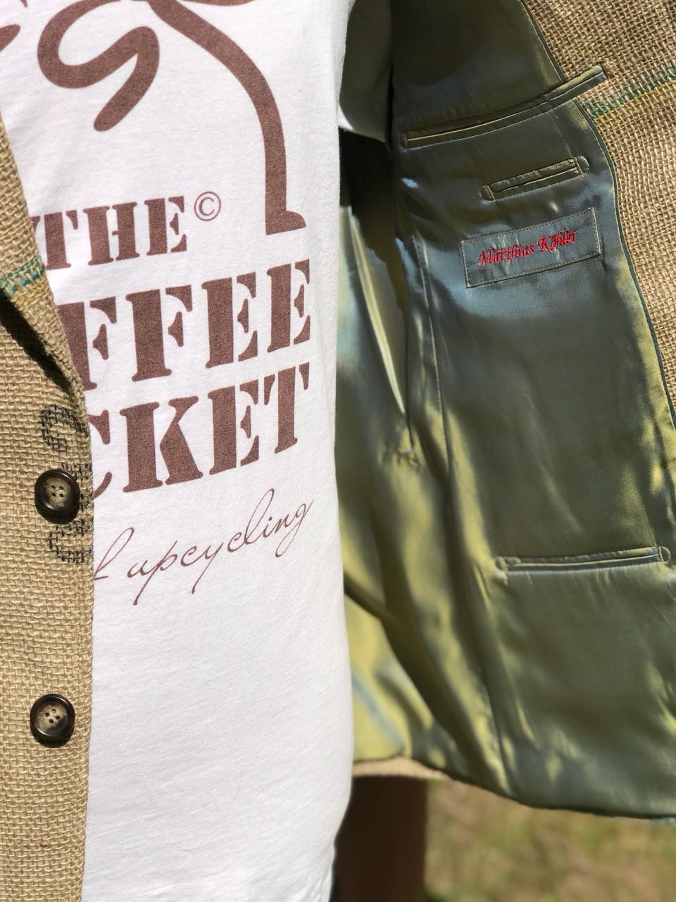 The Coffee Jacket