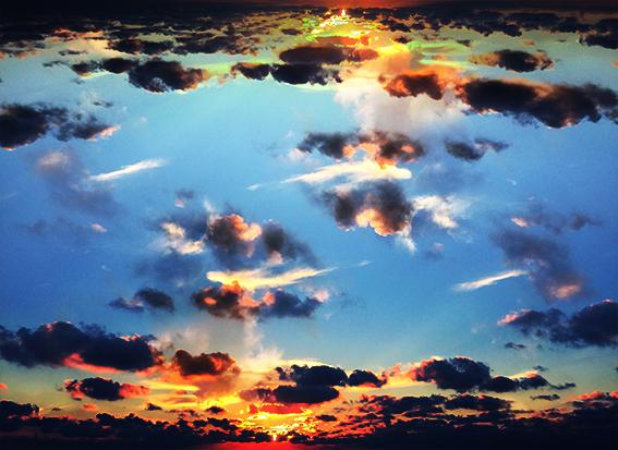 Himmel Sylt 3