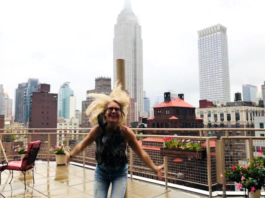 Christiane von Korff New York