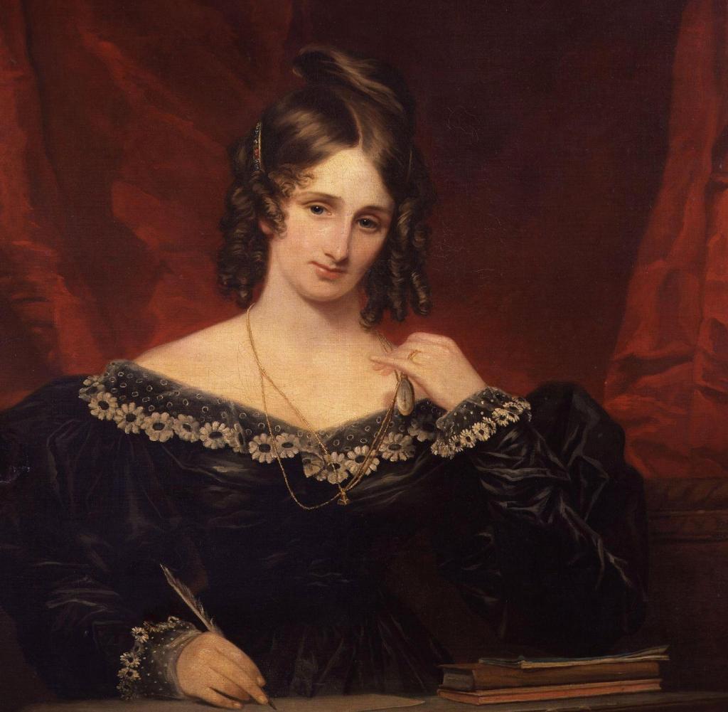 Mary-Shelley-1831
