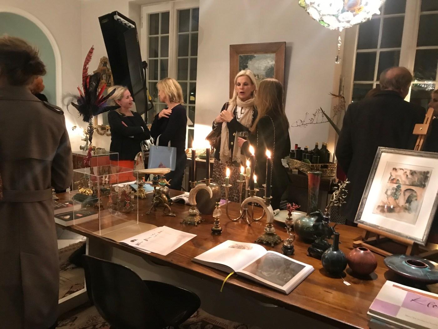 Christie's Abend