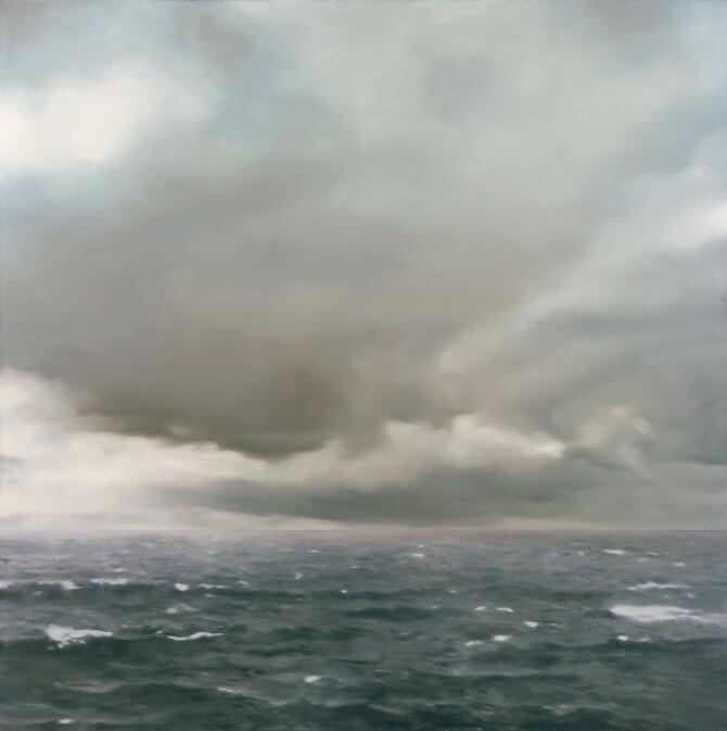 Gerhard Richter Seestück